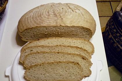 Dinkel - Buchweizen - Brot 15