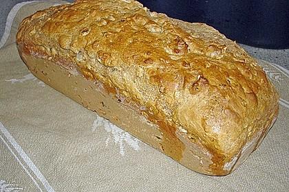 Dinkel - Buchweizen - Brot 11