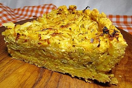 Weißkohl - Pie 9