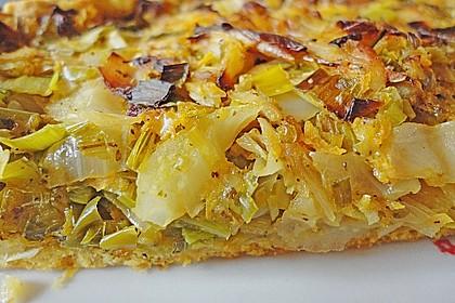 Weißkohl - Pie 3