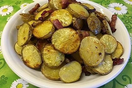 Bratkartoffeln vom Blech 4