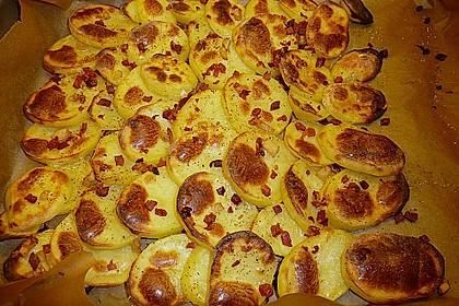 Bratkartoffeln vom Blech 16