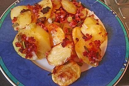 Bratkartoffeln vom Blech 28