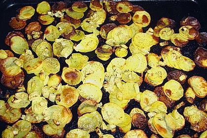 Bratkartoffeln vom Blech 37