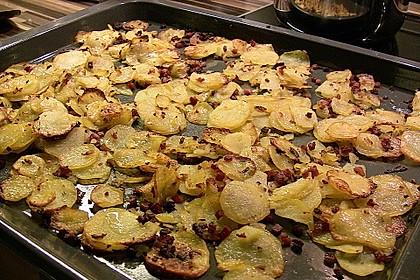 Bratkartoffeln vom Blech 35