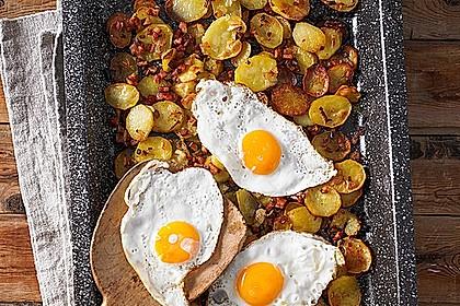 Bratkartoffeln vom Blech 3