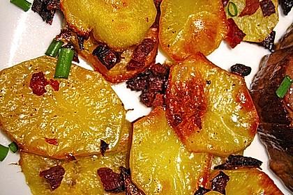 Bratkartoffeln vom Blech 11