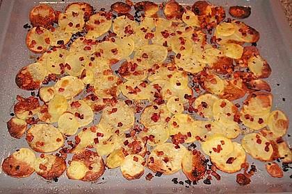 Bratkartoffeln vom Blech 18