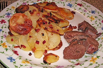 Bratkartoffeln vom Blech 9