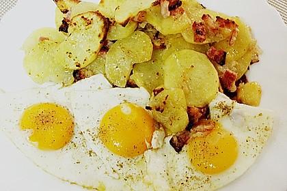 Bratkartoffeln vom Blech 15
