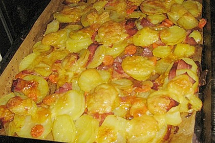 Bratkartoffeln vom Blech 23