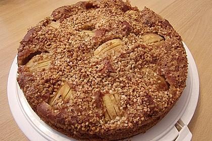 Apfelkuchen mit Walnuss - Kruste 31