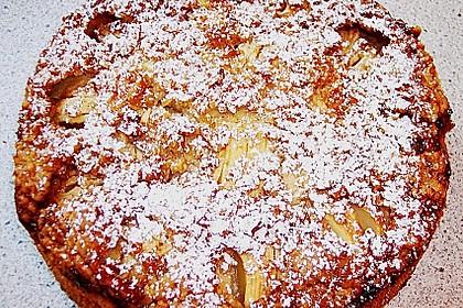 Apfelkuchen mit Walnuss - Kruste 38