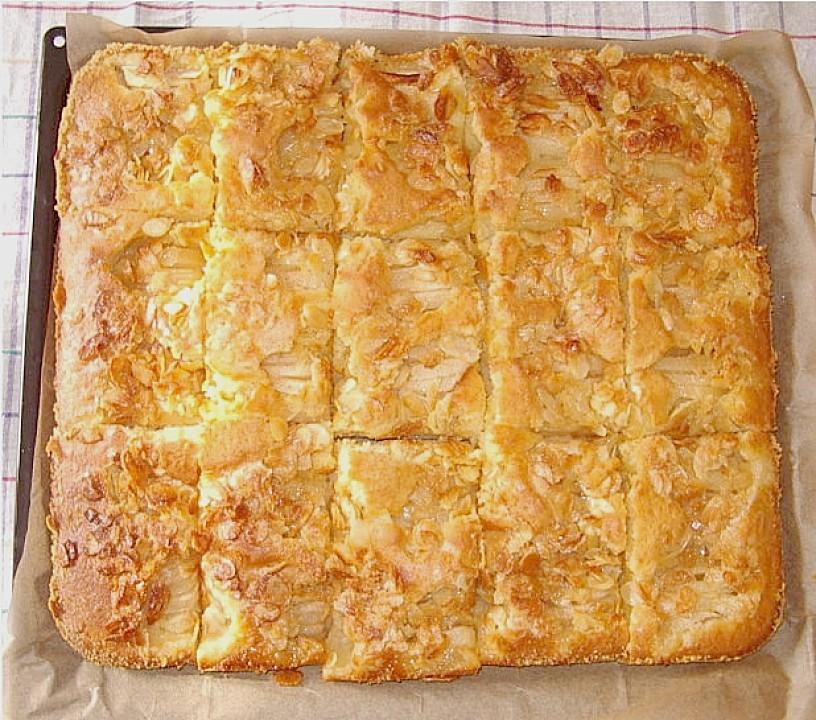 Apfelkuchen Vom Blech Von Anja St Chefkoch De
