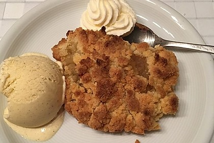 Apple Crumble (Bild)