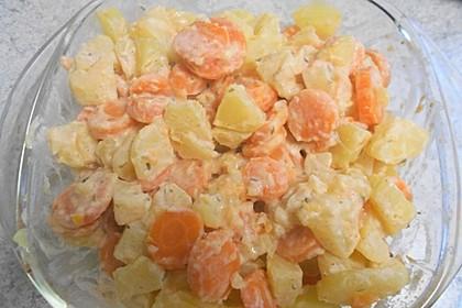 Kartoffel - Möhrengemüse (Bild)