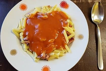 Makkaroni mit Tomatensoße nach Ossi - Art 14