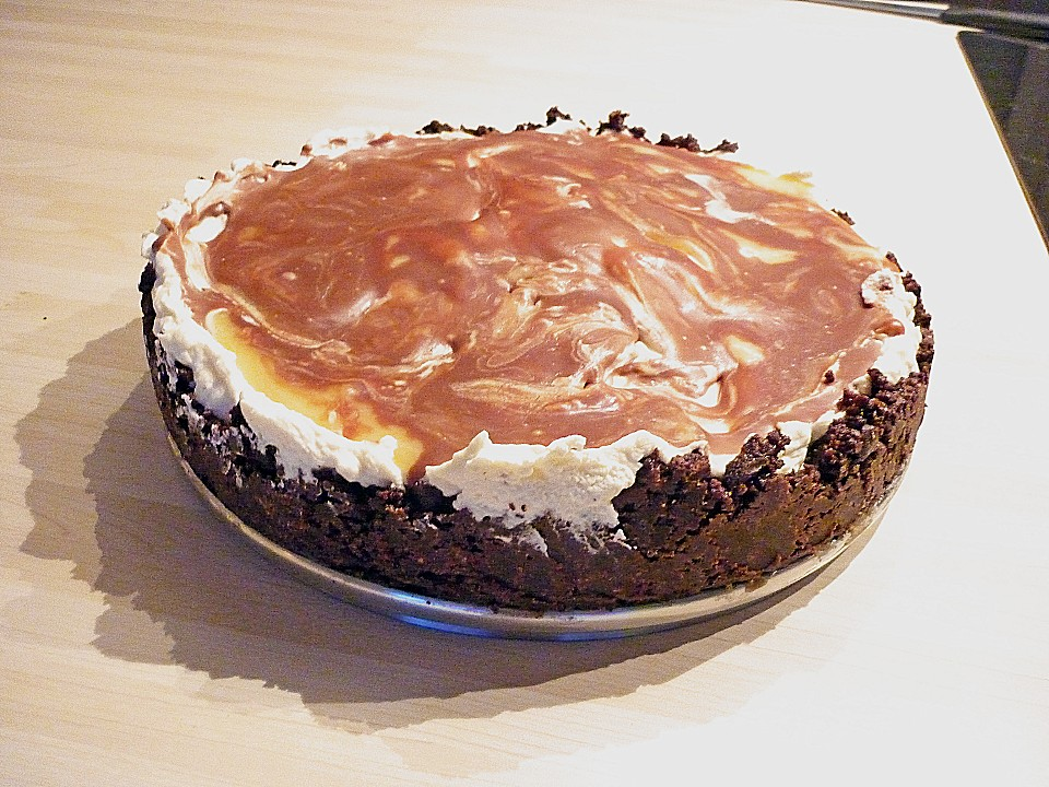 Mars Schoko Cheesecake Von Fenji Chefkoch De