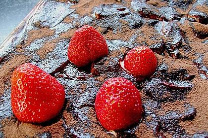 Kaffee - Kakao - Erdbeer - Tiramisu