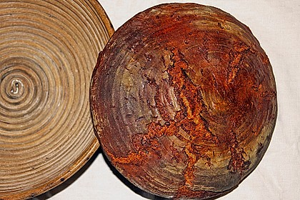 Würzig - malziges Roggenmischbrot mit Sauerteig 10