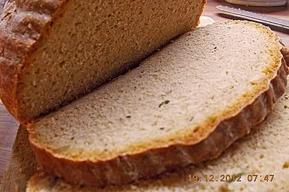 Würzig - malziges Roggenmischbrot mit Sauerteig 15