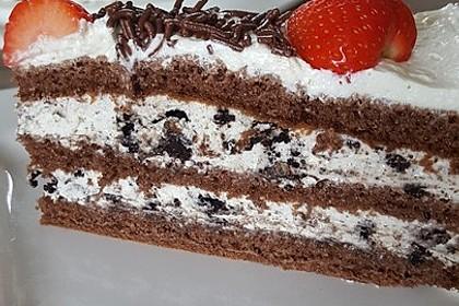 Oreo Torte 37