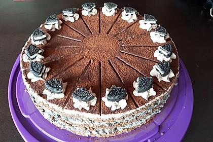 Oreo Torte 36
