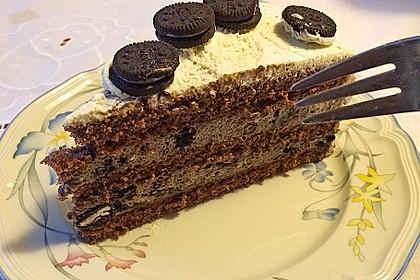 Oreo Torte 16