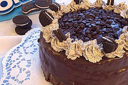 Oreo Torte 3