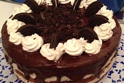 Oreo Torte 22