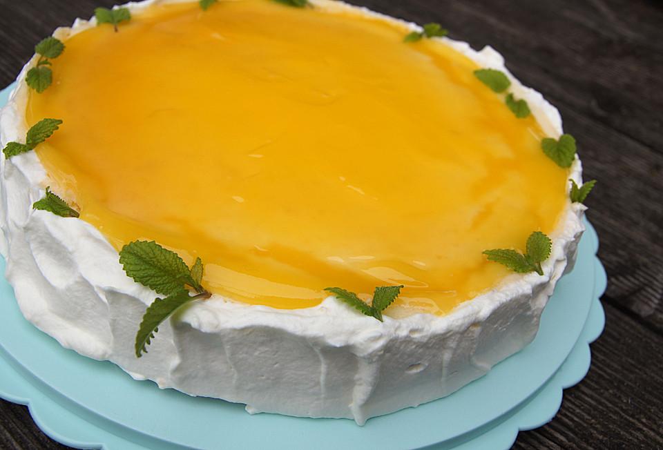 Zitronen Kasekuchen Mit Lemon Curd Von Pumpkin Pie Chefkoch De