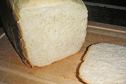 Weißbrot für den Brotbackautomaten 2