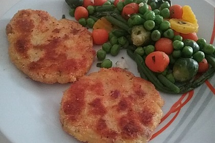 Kartoffel - Quark - Bratlinge (Bild)