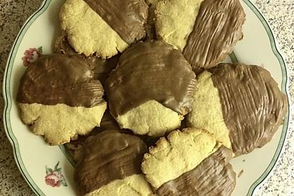 Erdnusscookies