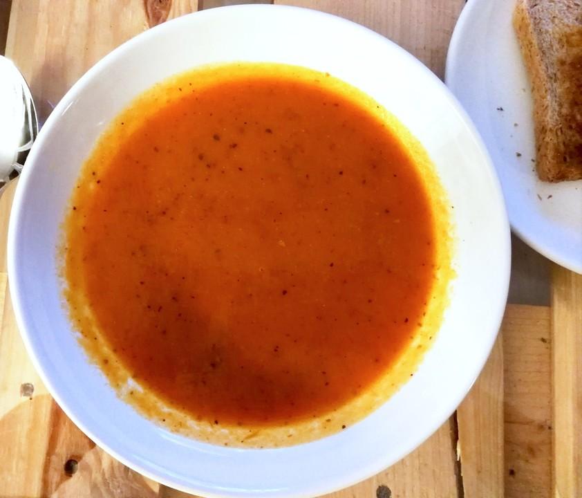Absolut Kalorienarme Sattmach Suppe Von Shanai Chefkochde