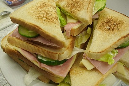 Hillbilly Sandwich 3