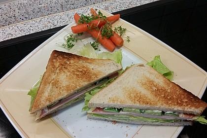 Hillbilly Sandwich 1
