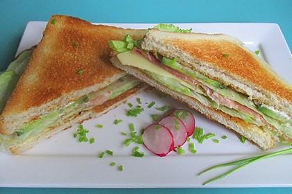 Hillbilly Sandwich