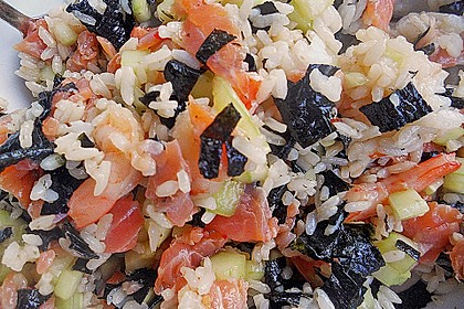 Sushi-Salat 1