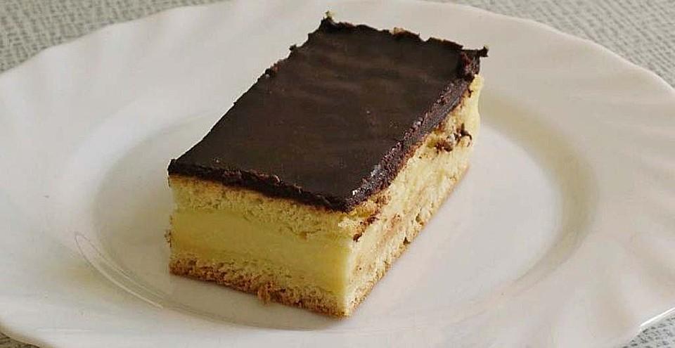 Brunhildes Puddingkuchen Von Hannebambel75 Chefkoch De