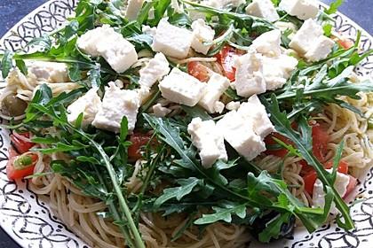 Bibis sommerlicher Spaghetti-Gemüse-Salat 8