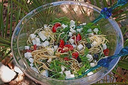 Bibis sommerlicher Spaghetti-Gemüse-Salat 11