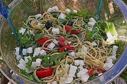 Bibis sommerlicher Spaghetti-Gemüse-Salat 14