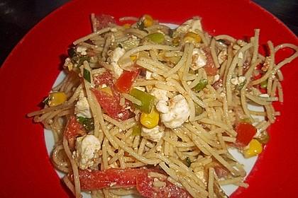 Bibis sommerlicher Spaghetti-Gemüse-Salat 16