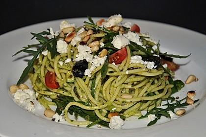 Bibis sommerlicher Spaghetti-Gemüse-Salat 3