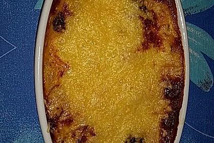 Kartoffel - Brokkoliauflauf 3