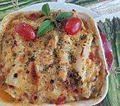 Spargel - Kartoffel - Auflauf (Bild)