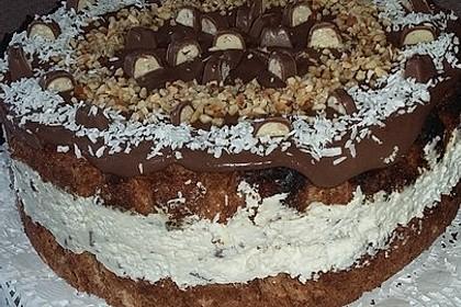 Nuss - Nougat Torte 7