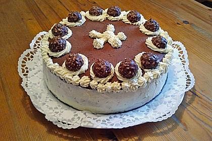 Nuss - Nougat Torte 1