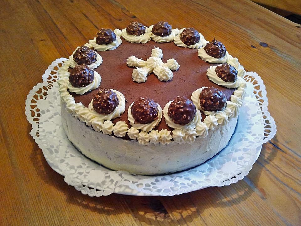 Nuss Nougat Torte Von Moorrose Chefkoch De